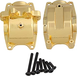 Mxfans A580053 Yellow Metal Gear Box Mount for WL Toys A959 A969 A979 k929 RC1:18 Car