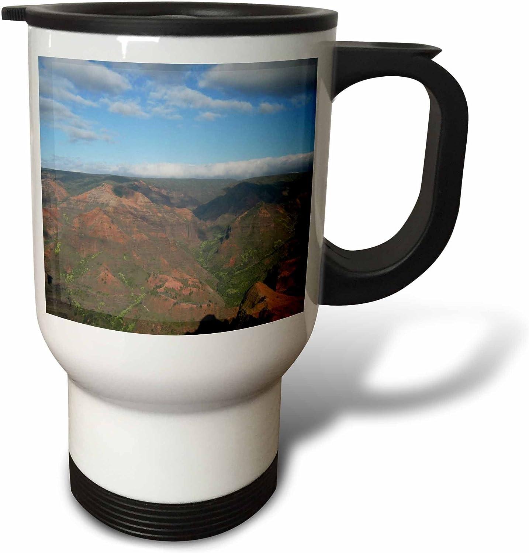 3dRose Hawaiis Waimea Canyon Oklahoma City Mall Travel Opening large release sale 14-Ounce Ste Stainless Mug