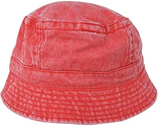 9ba71ddf8e9 DALIX Bucket Hats Washed Cotton (Camouflage + Solid Color Styles- L XL Sizes