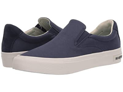 SeaVees 05/66 Hawthorne Slip-On Standard (True Navy) Women
