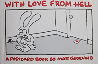 With Love from Hell: A Postcard Book
