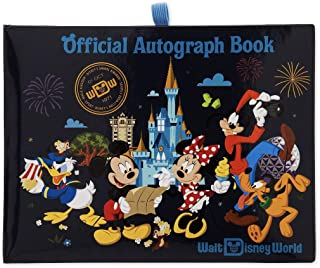 Walt Disney World Official Autograph Book (2019) (Original Version) (Original Version)