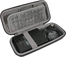 Hard Travel Case for WD My Passport Easystore 1TB 2TB 3TB 4TB USB 3.0 Portable External Hard Drive by co2CREA (Size 3)