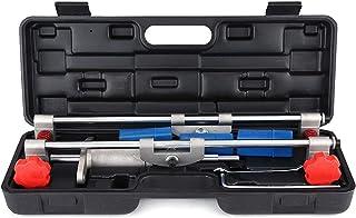 SUNTAOWAN Dörr laget, 3 Cutters dörrlås Håls Montering Jig lådor Kit med Skiftnyckel Renovering Tool