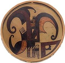 Sikyatki Style Polychrome Bowl By Michael Hawley 0044
