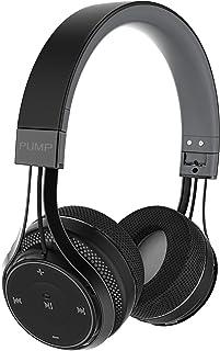Wireless BlueAnt Pump Soul on Ear Wireless Headphones, Black, Black, (Pump-Soul-BK)