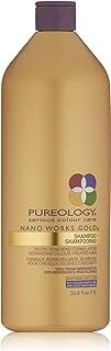 Pureology Nano Works Gold Shampoo, 1 L
