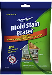 Concrobium 425-1035 Mold Stain Eraser 1 Count Packet