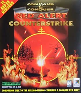 Command & Conquer Red Alert Expansion: Counterstrike - PC