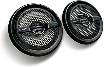 Sony XSMP1611 6.5-Inch Dual Cone Marine Speakers (Black)