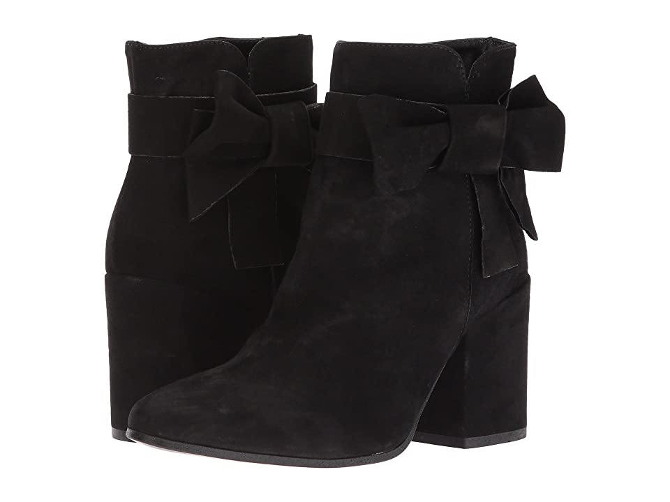 Summit by White Mountain Stevie (Black Suede) Women