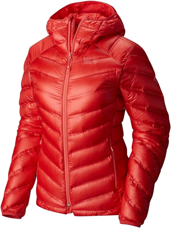 Mountain Hardwear StretchDown RS Women's Hooded Jacket - AW16