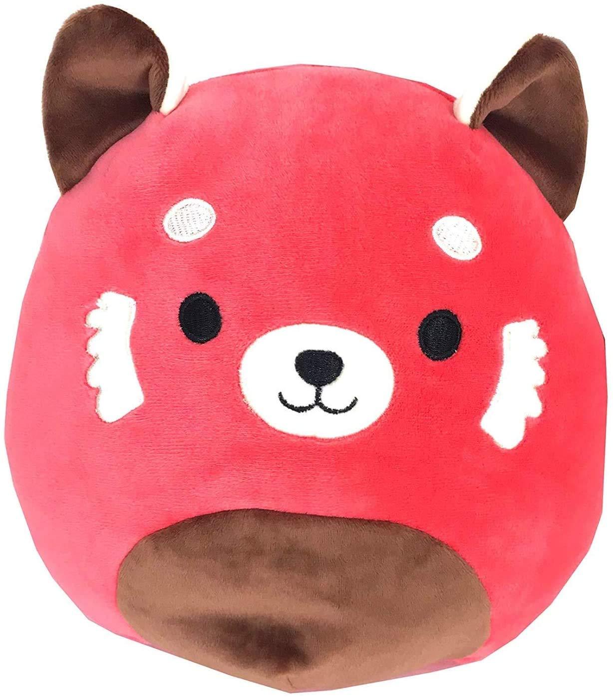 Squishmallow 8 Inch Red Panda Raccoon Stuffed Plush Toy