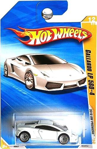 Hot Wheels 1 64 Scale 2010 HW Premiere GALLARDO LP 560-4 by Hot Wheels