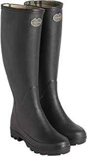Le Chameau Women's Giverny Jersey Lined Boots