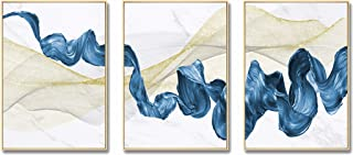Memoirs- Decoration for Home Wall Art Canvas Abstract Painting Nordic Posters and Prints Wall Pictures for Living Room Decor,30x40cm No Frame,3pcs