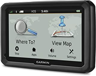 Garmin dezl 770LMTHD, Truck GPS Navigator with 7-inch Glass Display, Free Lifetime Map Updates and Traffic