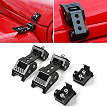 Best locking hood latch jeep jk Reviews