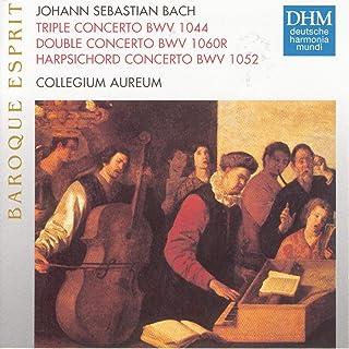 J.S.Bach: Concertos BWV 1044,J.S.Bach: Concertos BWV 1044, 1052 & 1060R