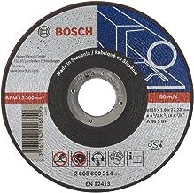 """Bosch 2608600214, Disco Abrasivo Corte Expert Centro recto para metal, 4 1/2""""x1/16"""""""