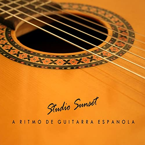 A Ritmo De Guitarra Espanola de Studio Sunset en Amazon Music ...