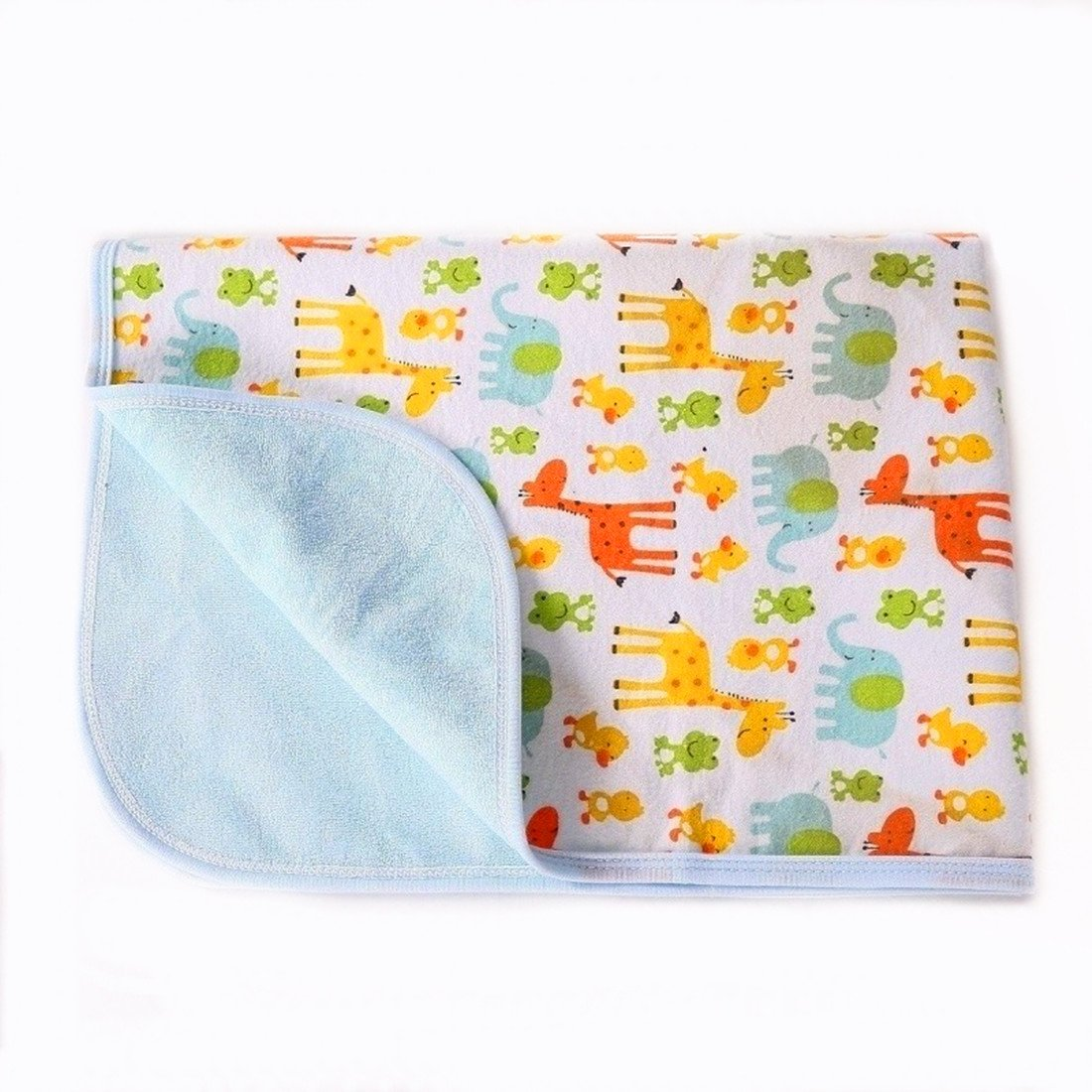 Portable Changing Pad Waterproof Diaper Change Mat Large Size Multi-Function [Home & Travel] Mat Any Places Bed Play Stroller Crib Car Mattress Pad Cover