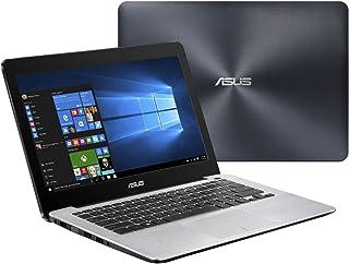 エイスース 13.3型ノートパソコン ASUS X シリーズ(ブラック)(Office Home&Business Premium) X302LA-5005S