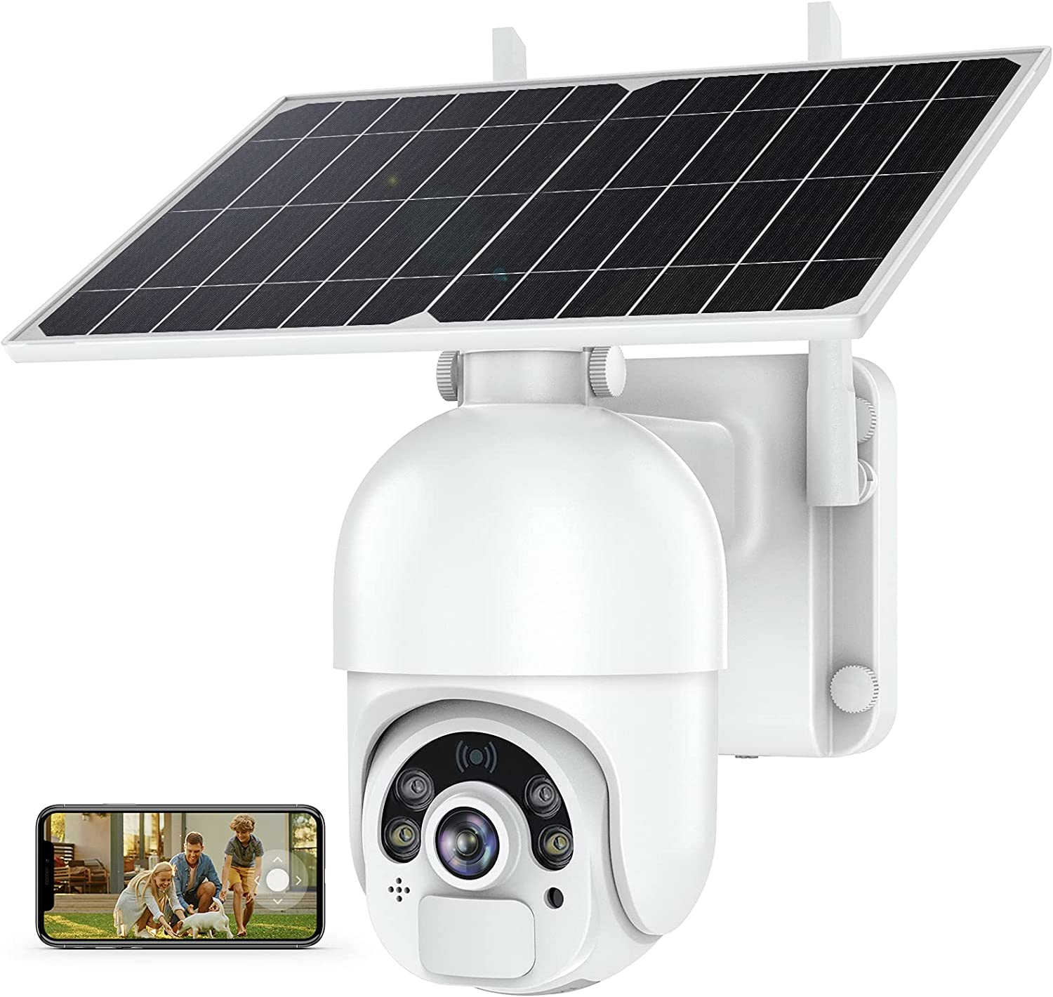 MPW Manufacturer direct delivery Solar Security Cameras Outdoor Wireless Trust 5dBi WiFi Antenna