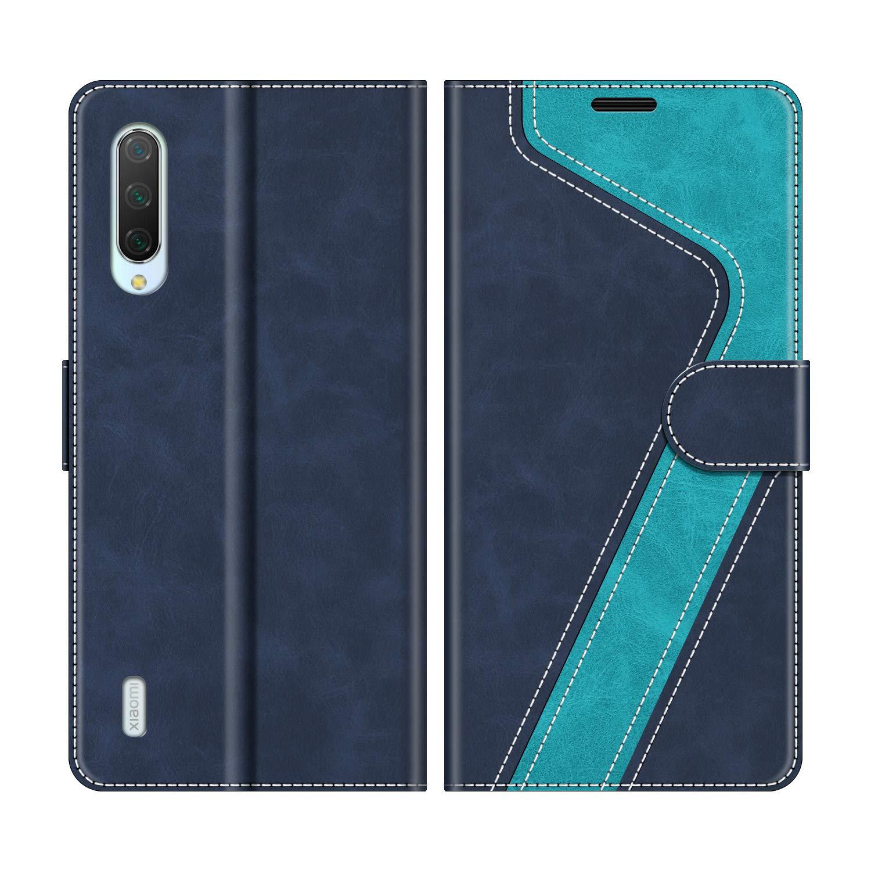 MOBESV Funda para Xiaomi Mi 9 Lite, Funda Libro Xiaomi Mi 9 Lite, Funda Móvil Xiaomi Mi 9 Lite Magnético Carcasa para Xiaomi Mi 9 Lite Funda con Tapa, Azul: Amazon.es: Electrónica