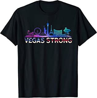 New Las Vegas Strong Tshirt for Men, Women and Youth
