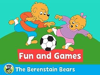 The Berenstain Bears: Fun & Games: Season 1