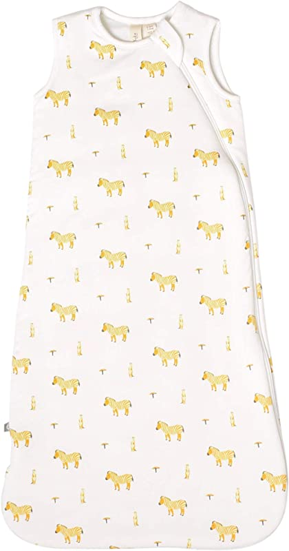 Kyte BABY Sleeping Bag For Toddlers 0 36 Months Made Of Soft Organic Bamboo Rayon Material 1 0 Tog 6 18 Months Savanna