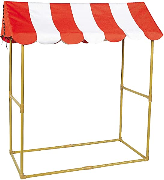 Big Top Circus Tabletop Tent Party Decor