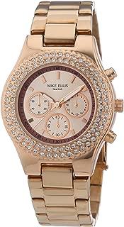 Mike Ellis New York L2970ARM - Women's Watch, Stainless Steel inox