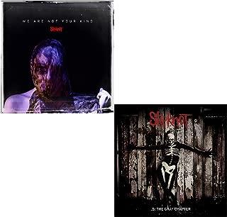 We Are Not Your Kind - 5: The Gray Chapter - Slipknot 2 CD Album Bundling