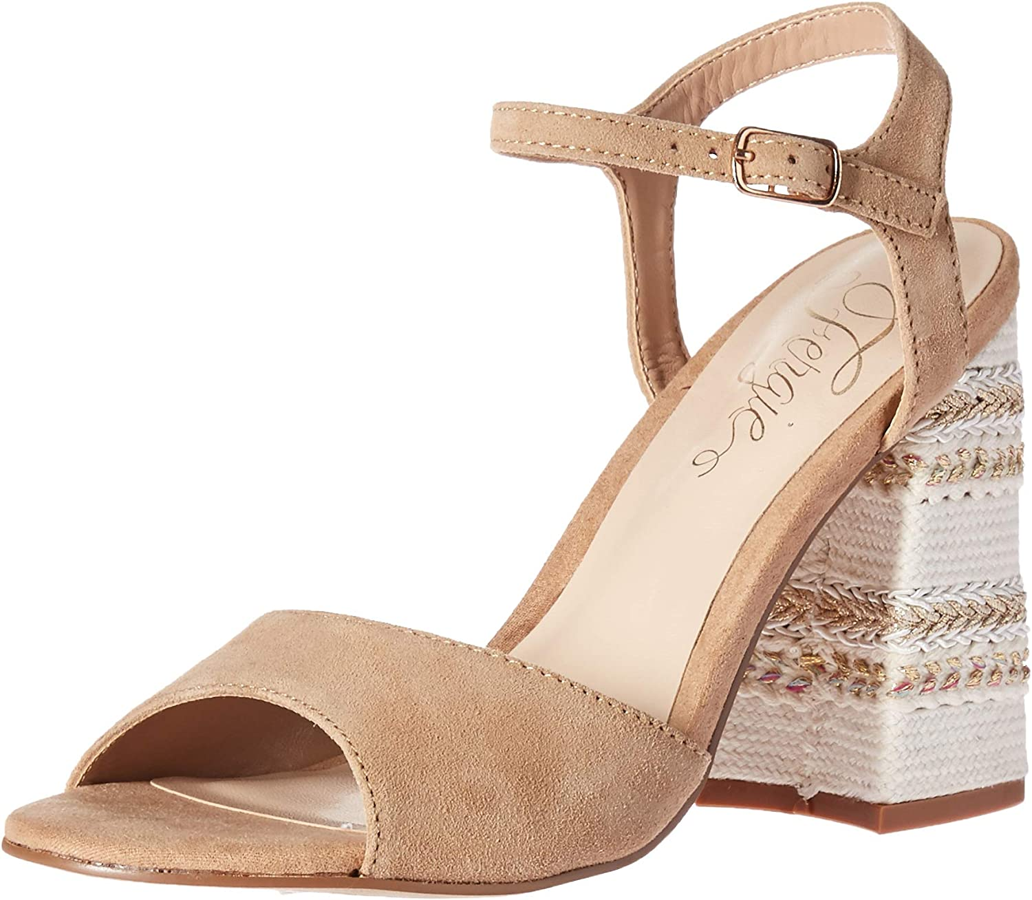 Fergie Women's Ginelle Max 78% OFF Heeled Max 65% OFF Sandal