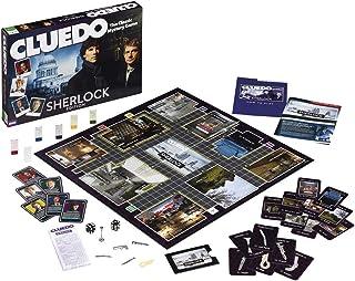 Cluedo Sherlock - Juego de Mesa (en inglés)