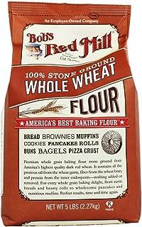 Bob's Red Mill, Whole Wheat Flour, 5 lb
