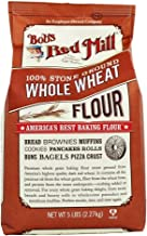 Bob's Red Mill Whole Wheat Flour, 5 LB