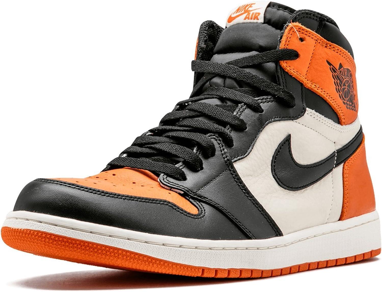 air jordan 1 high orange