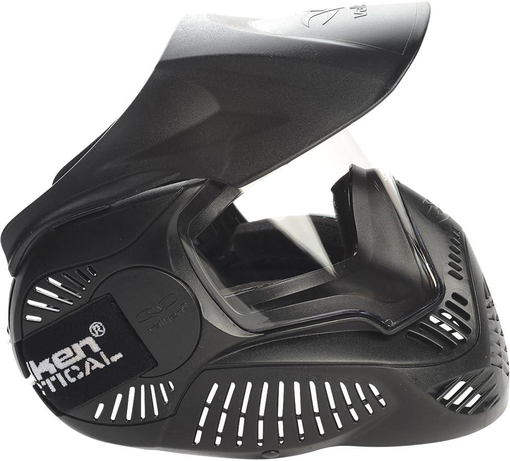Valken Paintball MI-5 Goggle Mask Max San Diego Mall 40% OFF Single Lens Black -