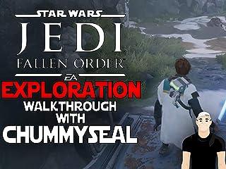 Star Wars Jedi Fallen Order Exploration Walkthrough With Chummy Seal