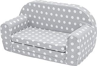 comprar comparacion Sofá cama con colchón plegable infantil de gomaespuma
