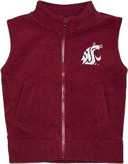 Washington State University Cougars Baby and Toddler Polar Fleece Vest
