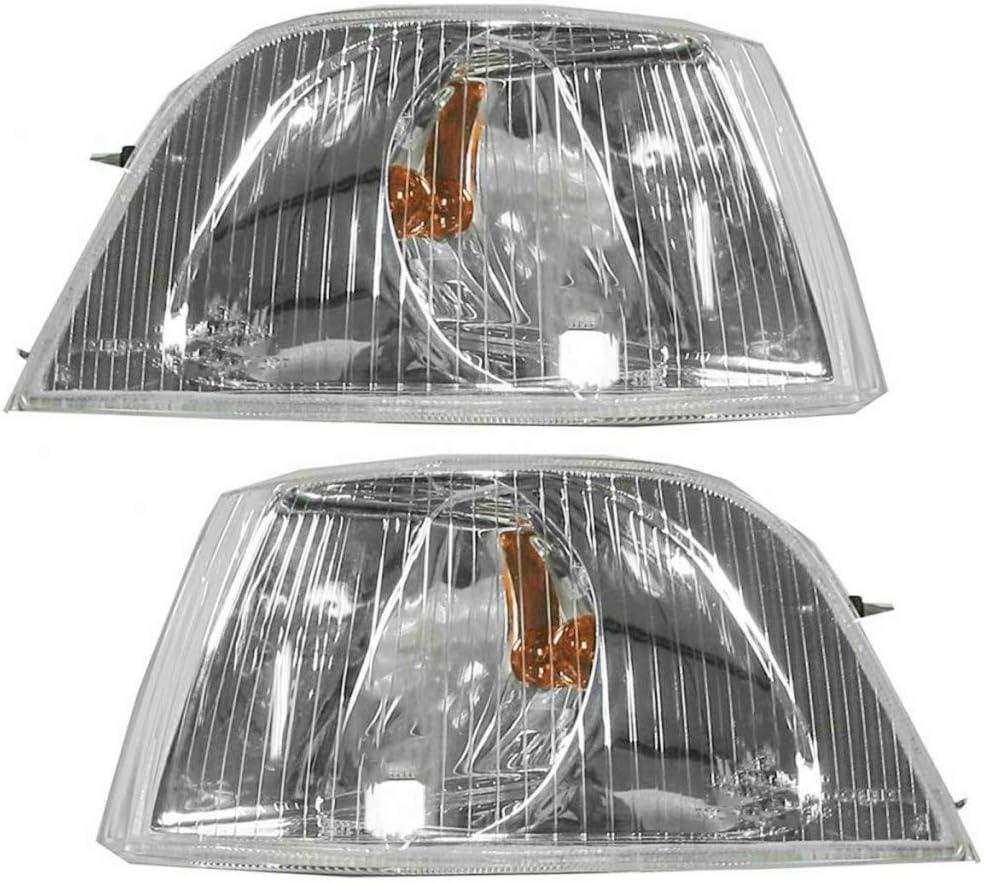 CarLights360: 2021 Spasm price For Volvo S40 Signal Corner 2001 Light 2004 03 02