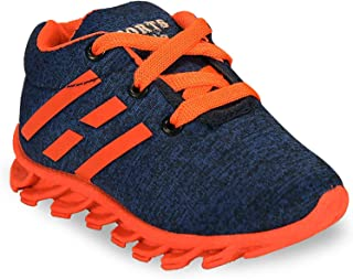Girls Clubs Sports Shoes Multicolor Age-Group 1.5 Year to 4.3 Year for Kids