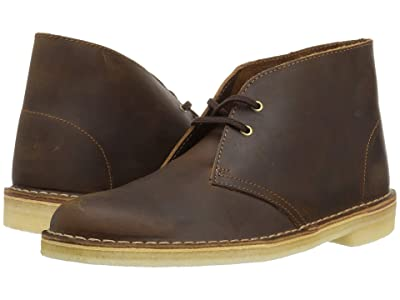 Clarks Desert Boot (Beeswax) Women