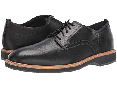 Cole Haan Morris Plain Oxford (Black Tumble) Men