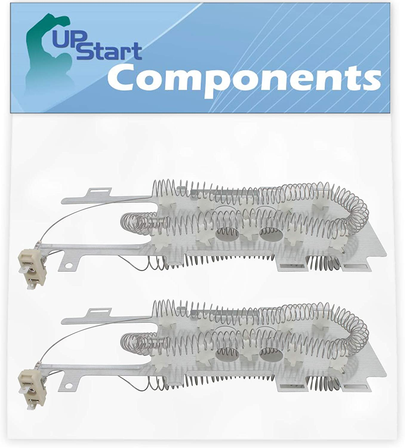 2-Pack 8544771 Dryer Heating Element Kenmore Sea for Ranking TOP12 online shop Replacement