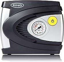 RING RAC610 Analoger 12V-kompressor, 4,5 Minuten für Aufpumpen eines Reifens,..